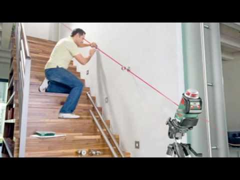 Pll 360 laser bosch youtube for Laser bosch pll 360