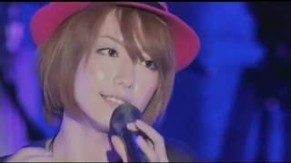 short-hair styled YUKA with little red hat is Soooooooooo KAWAIIIIIIIIIIIIIII ~ surely I love moumoon ...