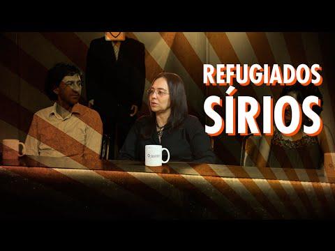 Cultura trazida por refugiados e imigrantes enriquece nosso país – QuatroV – Ep. 13
