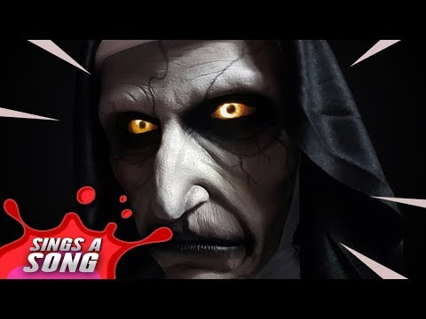 The Nun In Fortnite Song (Scary Game Parody)