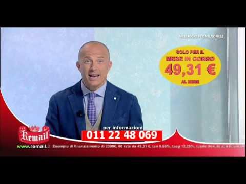 Remail nuova offerta Docce e Sanitari - YouTube