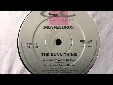 The Dunn Thing - Sticking To My Guns (Dub) [MCA Records]