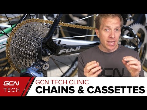 Should You Get A New Chain When You Replace Your Cassette? | GCN Tech Clinic