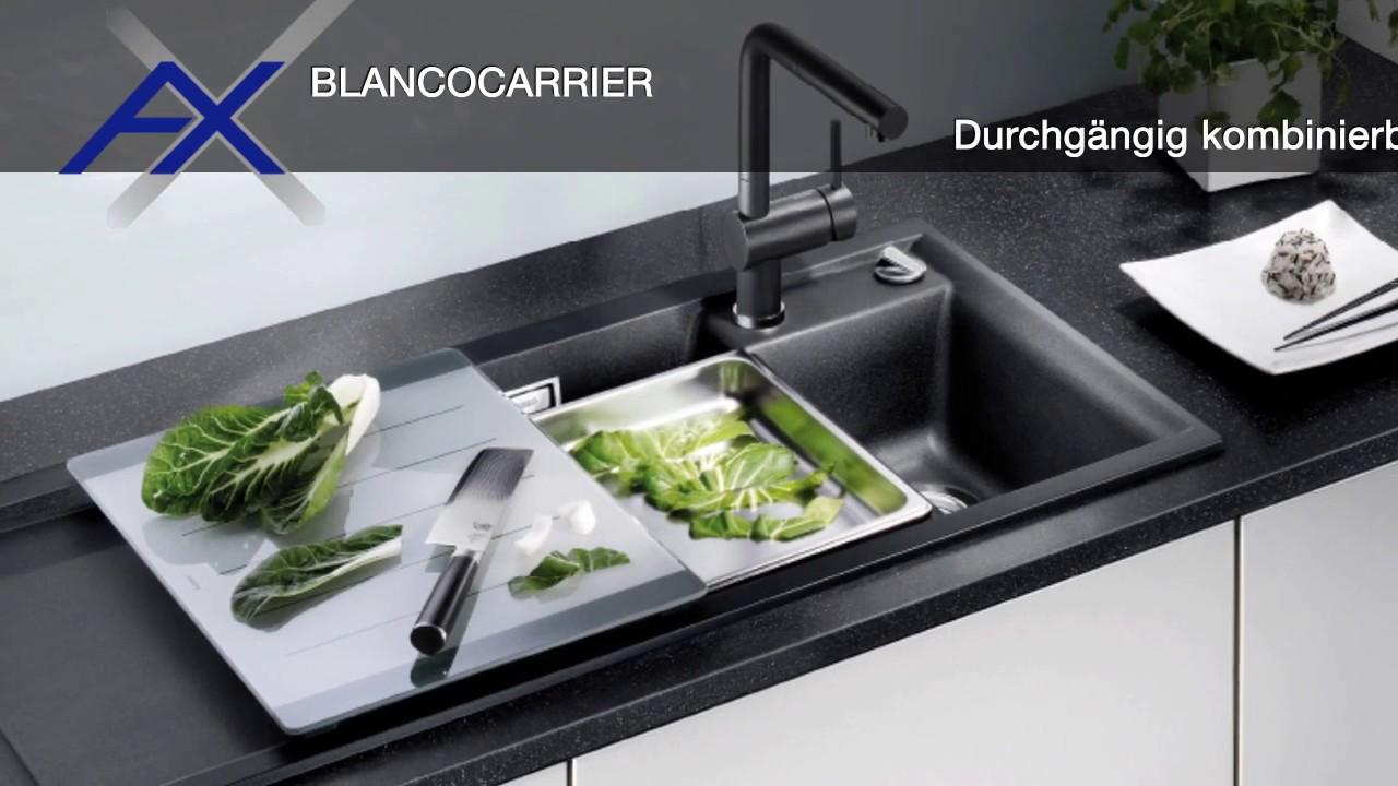Das BLANCO AXen-Konzept - mehr Ergonomie und Effizienz an der Spüle ...