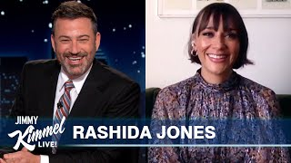Rashida Jones on Growing Up with Michael Jackson & Working with Bill Murray