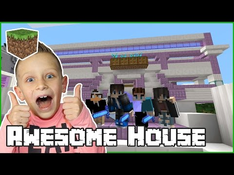 Thanks Everyone for Awesome House / Minecraft Realm