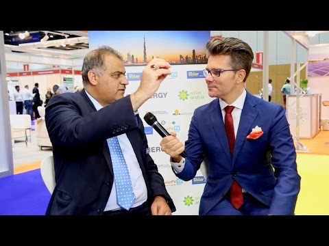 Uniting Arab Countries Around Solar, Renewables & Sustainability - Mohammed Al Taani