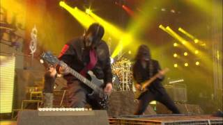 Slipknot's new DVD (sic)nesses in HD, an epic concert at Download f...