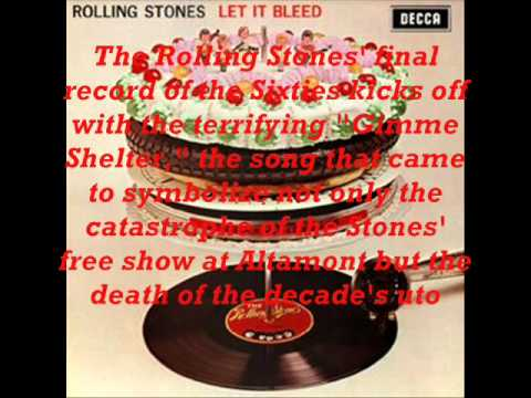 Top 11 The Rolling Stones Albums