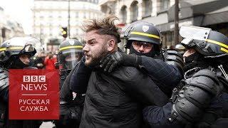 Что за французы с флагом ДНР и пытаются ли кремлевские тролли влиять на политику во Франции?