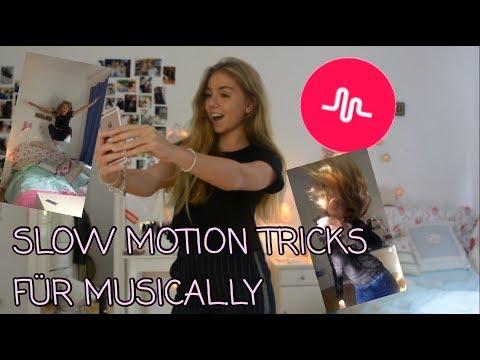 2 SUPER SLOW MOTION TRICKS FÜR MUSICAL.LY UND BESSERE MUSICAL.LY BEWEGUNGEN MACHEN!!! │Dalia Mya♡