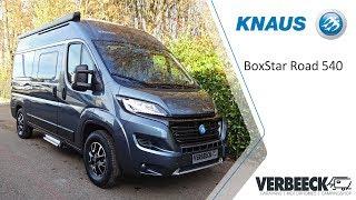 KNAUS BoxStar Road 540   2019 #knaus #cuv #campervan