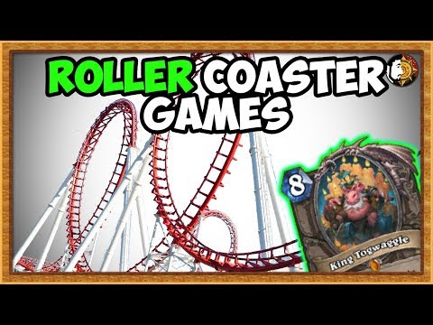 Hearthstone: Roller Coaster Games - Togwaggle Druid