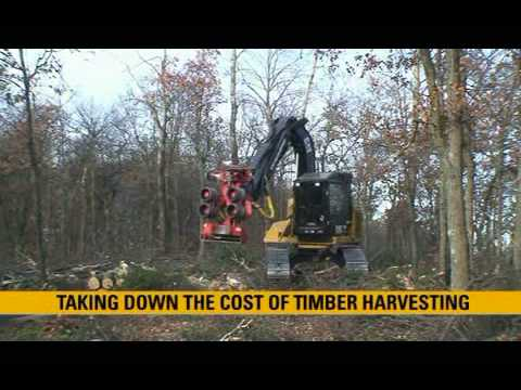 Caterpillar Cut-to-Length Forestry Products