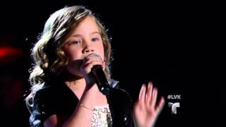 Sammy Blue canta 'Love Yourself' | Audiciones | La Voz Kids 2016