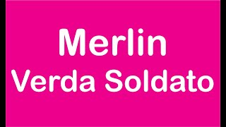 Merlin – Verda Soldato (Petrópolis)
