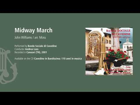 Midway March - J. Williams/arr. Moss