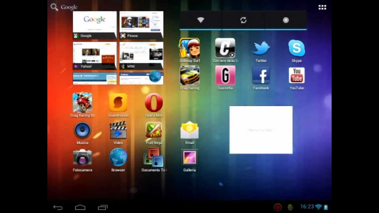 play store per tablet mediacom