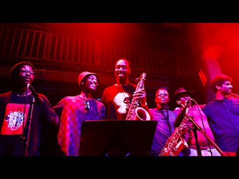 Shabaka Hutchings & The Ancestors NTS Live at Jazz Cafe