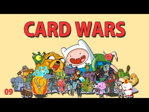 Adventure Time : CARD WARS - RARE CARDS - w/ SwimmingBird941 09 - iOS iPhone iPod iPad