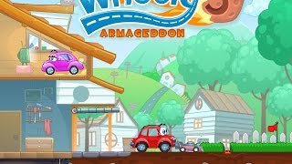 Wheely 5: Armageddon Game Walkthrough