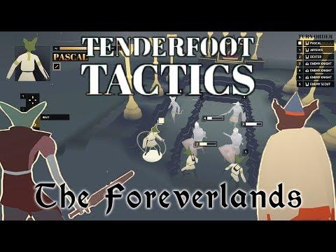Tenderfoot tactics deluxe edition xbox one
