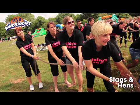 Official Its a Knockout - Hens and Stags