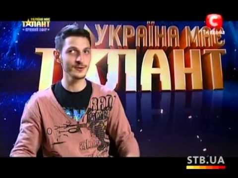 Ираклий Маруашвили «Україна має талант-4» Четвертый прямой эфир