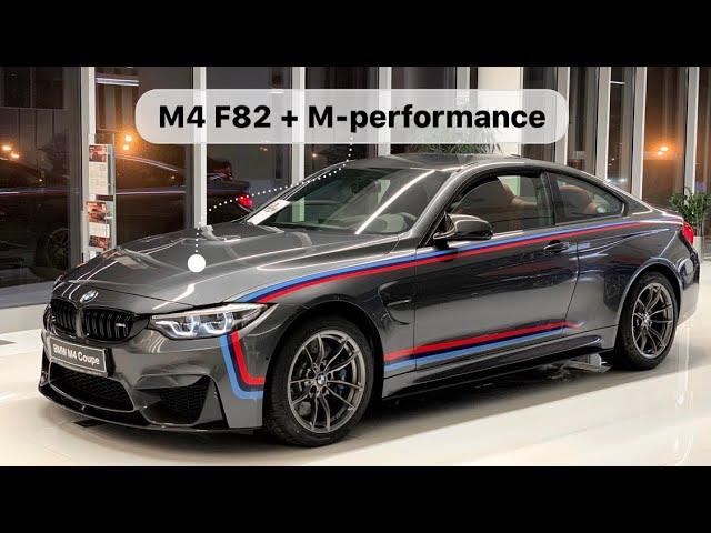 BMW M4 F82 + M-performance 2019