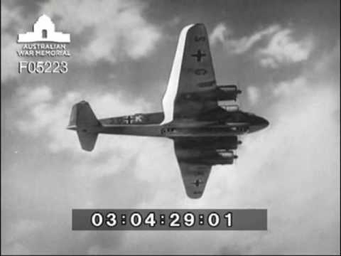 Focke Wulf 200K Condor (Aircraft recognition)