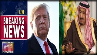 BREAKING: Trump Sec of State Shows Up In Saudi Arabia, Reminds Saudi King Who is the Boss