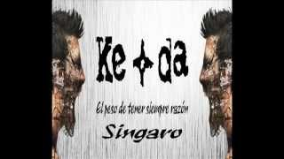 KE+DA - SINGARO con Nico García (Los Sundayers).
