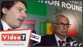 كوبر: متفائل بالمجموعة وقادرون على هزيمة غانا ذهابا وإيابا