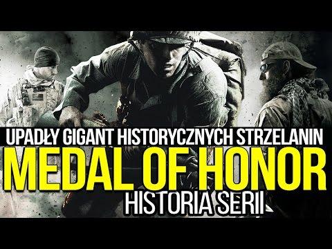 Upadły gigant strzelanin - historia serii MEDAL OF HONOR [tvgry.pl]