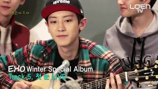 [MV] EXO - First Snow - OT12 moments during christmas day