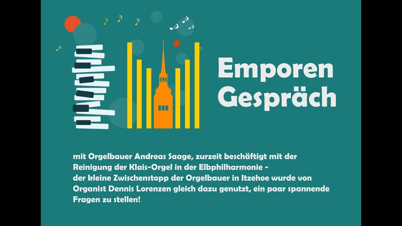 Neues Format: Emporengespräch!
