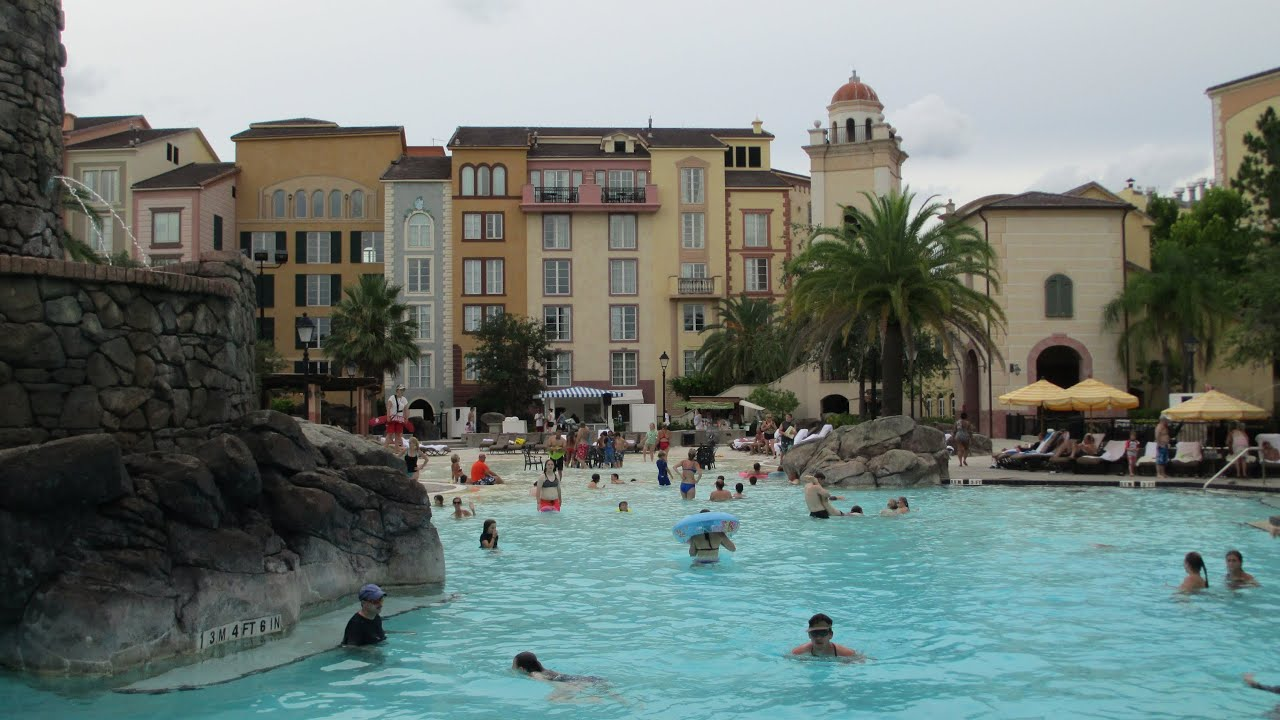 Attractive Loews Portofino Bay Resort Universal Orlando Photo Slideshow 2014