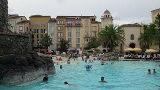 loews portofino bay resort universal orlando photo slideshow 2014