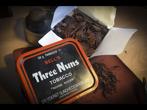 Thanks Glynn Q  - Vintage Three Nuns Tobacco
