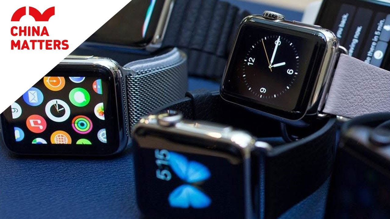 0d9fa363514 Top 5 Best Chinese Smartwatches - YouTube