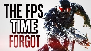 The REAL Story Behind The Crysis Franchise
