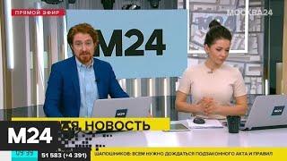 Количество выздоровевших от коронавируса в Москве увеличилось до 168 - Москва 24