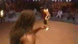 Monkey Kung Fu and Capoeira fight scene thumbnail