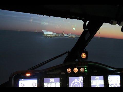 Introduction to CAE Brunei MPTC S-92 simulator
