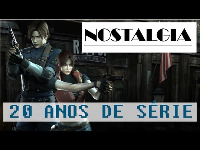 Resident Evil 2: Nostalgia e 20 Anos de série