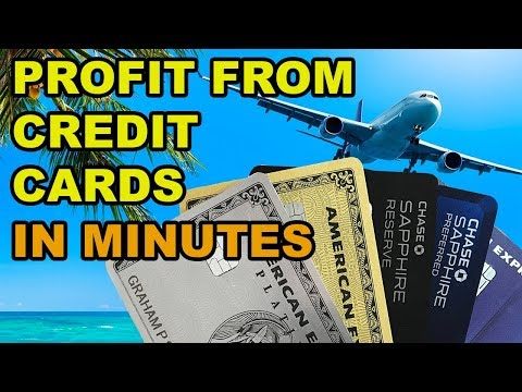 Credit Card LifeHack: How To Travel Anywhere For FREE With Just A Few Minutes Of Work