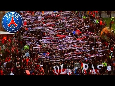 ULTRAS PSG VS LIVERPOOL
