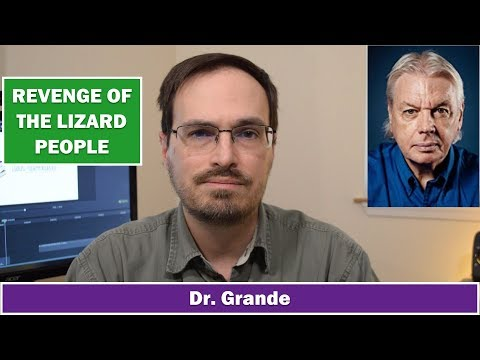David Icke, Lizard People, & Conspiracy Theories