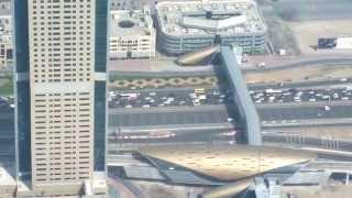 Ngắm toàn TP Dubai trên tòa nhà Burj Khalifa