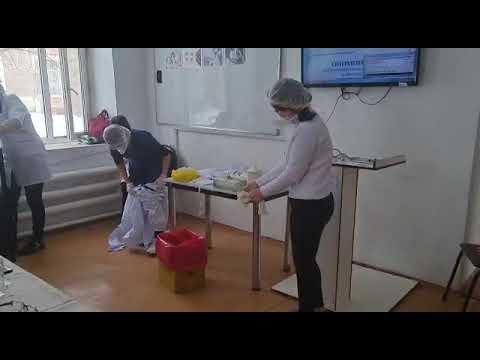 Олимпиада «Коронавирусная инфекция у детей» на кафедре детских инфекционных болезней